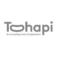 Stand d'exposition pour Tohapi, le spécialiste du camping et la location de mobilhome