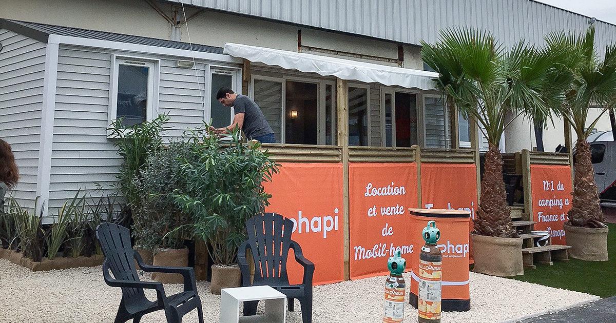 Stand Tohapi Foire de Montpellier
