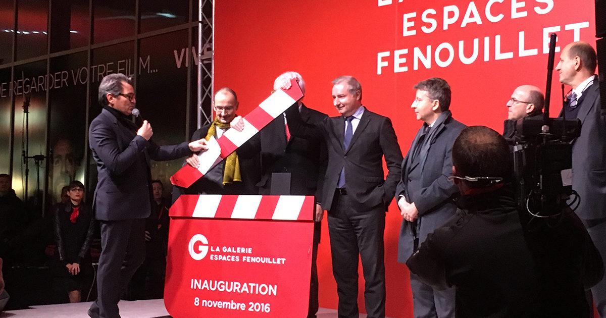 Aménagement extérieurs et intérieurs pour inauguration Casino Fenouillet