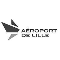 Logo Aéropor de Lille