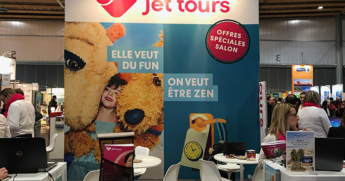 Stand Jet Tours Mahana Lille