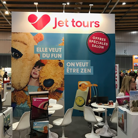 Stand Jet Tours Mahana Lille