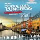 Conception, fabrication et logistique stand d'exposition pour Physidia. Congrès de nefrologie et solutions pour dialyse