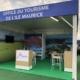 Création d'un stand image pour l'Île maurice sur l'Open de France de Golf